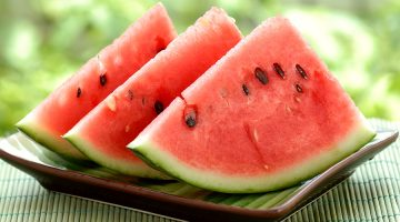 Here's Why Eating Seeded Watermelon Could Save Your Life