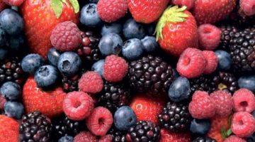 Eating Berries Have Eye-Opening Results On Diabetes