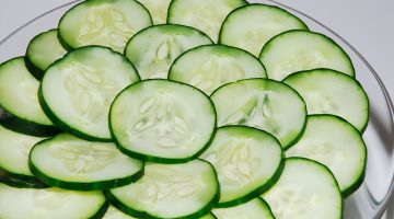People Can Lower High Blood Pressure By Eating Cucumbers, According To Studies