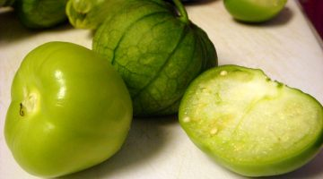 6 Outstanding Health Benefits About Tomatillos That You May Not Know