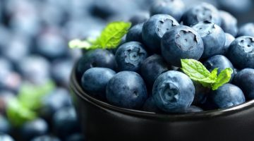 Blueberries Have The Ability To Slow Down The Progression Of Alzheimer's Disease, According To A New Study