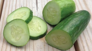 Cucumbers Can Be Used To Sweep Cancer Cells From The Body
