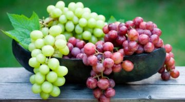 Seeded Grapes Are A Great Choice To Combat Alzheimer's Disease