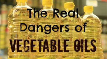 6 Extremely Dangerous Facts About How Cooking With Vegetable Oils Can Destroy Your Health