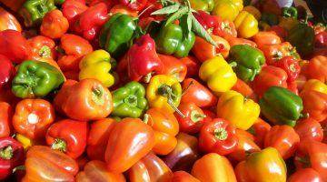 The Health Powers Of Bell Peppers Are Outstanding